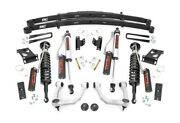 Rough Country 3.5 Series Ii Suspension Lift Kit For 05-21 Tacoma 74252