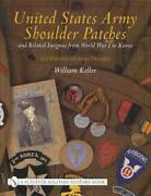 Us Army Shoulder Patch Collectors Id Guide Incl Wwi Ww2 Korea 1st- 40th Division