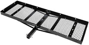 Mycan Hitch Mount Cargo Carrier 60x20 Luggage Basket Tray Rack Extension Holder