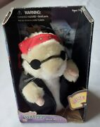 Singing Hamster - Wild Willie Rock Biker - Collectable Electronic Animated Pet
