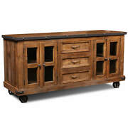 Sunset Trading Rustic City Sideboard Hh-3365-065