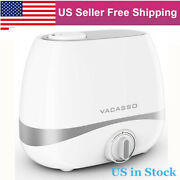 Ultrasonic Cool Mist Humidifier Large Room And Essential Oil Diffuser, 5l Blue Usa