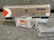 N Scale Micro-trains Canadian Pacific 51and039 Boxcar 287188 Cp Rail 069 00 211