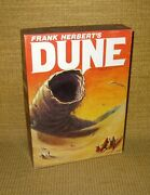 Dune Avalon Hill | Unpunched Frank Herbertand039s Bookcase Board Game 824