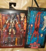 Neca Predator 2 City Hunter And Accessory Pack Action Figures Lot