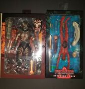 Neca Predator 2 Ultimate Guardian And Accessory Pack Action Figures Lot