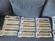 Set Of 9 Walthers New York Central 20th Century Limited Cars