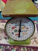 Vintage Scale-american Family Scale