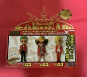 Tokyo One Piece Tower Limited Dress Collectible Figures Film Gold