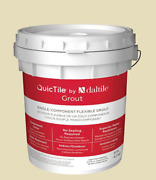Daltile Quictile D158 Ivory 9 Lb. Pre-mixed Urethane Grout For Floor Walls New