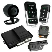Excalibur Al17753db Remote Start Led 2 Way Pager And 3000' Range
