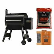 Traeger Grills Pro Series 780 Wood Pellet Grill And Smoker Bundle With Cover