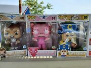 Funko Pop 10 Inch Count Chocula And Franken Berry And Capand039n Crunch