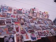 Vintage Crafts Patterns Mixed Lot Of 80 Pieces,mccalls,simplicity ,butterick