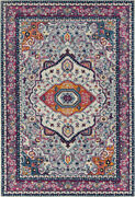 United Weavers Abigail 7and03910 X 10and0396 Magenta Oversize Rug 713 21381 912