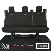 Ford Custom Transit Trail 2020 Arriandegravere Seat Housses And Logo Broderie 432 B