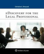 Ediscovery For The Legal Professional [aspen Paralegal Series]