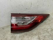 19-20 2019 2020 Chevrolet Chevy Traverse Oem Left Lh Taillight Inner Used Ry180