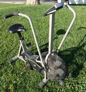 Schwinn Airdyne Evolution Comp Upright Exercise Cycle Tested Works Pickup Only