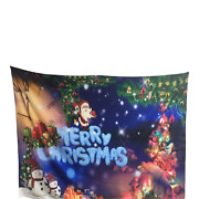 Holiday Banner For Party Home Christmas Decorations 50x200cm