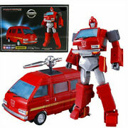 Transformers Masterpiece Autobots Mp27 Ironhide Cybertron Security Toy Figure 6