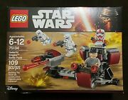 Lego Star Wars Galactic Empire Battle Pack 75134 Stormtroopers Retired New
