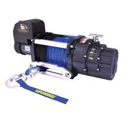 Superwinch 18000 Lbs 12 Vdc 1/2in X 80ft Synthetic Rope Talon 18sr Winch