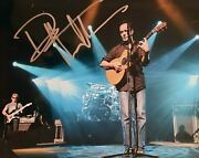 Dave Matthews Band Guitar Music Stage 8x10 Signed Autograph Photo Reprint