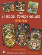 Vintage Pinball Games Ref Guide 1970 - 1981 Williams And Other Machines