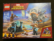 Lego Marvel Super Heroes Thorand039s Weapon Quest 76102 The Avengers Retired New