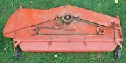 J. I. Case Ingersoll Lawn Tractor C46 C 46 48 Mower Deck Pickup Only Ohio
