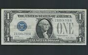 1928 A 1 Silver Certificate Funny Back Currency Circulated 1 Dollar Paper Money