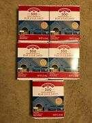 Holiday Time 300 High Density Blue Icicle Lights - New In Box - 5 Boxes Total