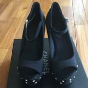 Article Open-toe Shoes With Pearls 24 Free Shipping No.5021
