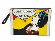 A17585 Mademoi Clutch Bag Just Drop Of No.5 Patent Leather No.5757