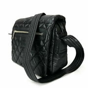 Cocococoon A48616 Small Shoulder Bag Coco Mark 16th Women And039s No.6590