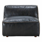 Moeand039s Home Scandinavian Luxe Slipper Chair With Antique Black Qn-1019-01