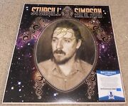Sturgill Simpson Signed Metamodern Sounds In Country Music Album Vinyl Rare Bas