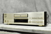 Sony Cdp-777esa Compact Disc Player Good Working W/ Remote Control Free Shipping