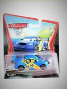 Disney Cars Super Chase Flash Limited To 4000 Pieces Deluxe Edition Precision