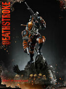 Arkham Knight Deathstroke Resin 1/3 Scale Ex Edition Painted Model Statue New