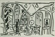 16725 From Pablo Picasso Sketchbook 03