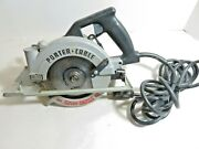 Porter Cable 345 Saw Boss Circular Saw 6 Heavy Duty Type 1