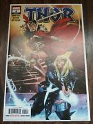 Thor 4 2020 Marvel Comics Donny Cates 1st Cameo Appearance Of Black Winter