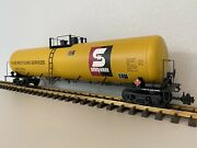 Usa Trains R 15176 Safety-kleen 55' Extruded Aluminum Modern Tank Car G-scale