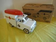 Tonka Toys Rescue Squad Truck With Box Very Nice Original