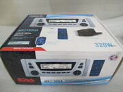 A16 Boss Mr2180ua Fully Marinized Mp3/cd Am/fm Receiver Oem New Boat Parts