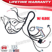 For 97-06 Dbc Ls1 Stand Alone Harness W/ 4l80e 4.8 5.3 6.0 Vortec Drive By Cable