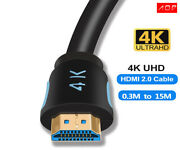 Hdmi Cable 4k 2.0 Arc 3d Hdr 4k 60hz Lot Ultra Hd For Splitter Switch Ps4 Tv Box