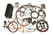 Chassis Wiring Harness-base Painless Wiring 10113 Fits 66-68 Ford Bronco